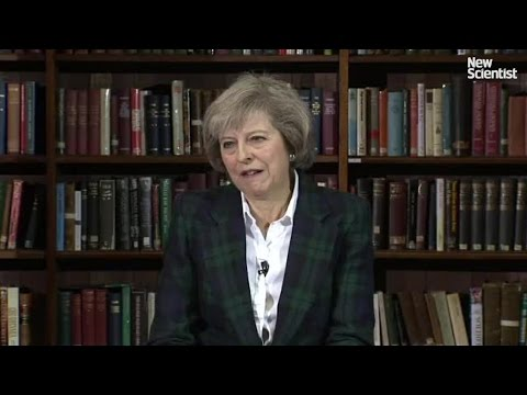 Theresa May: where the new PM stands on science and tech