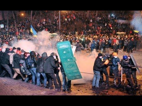 В Киеве митинг