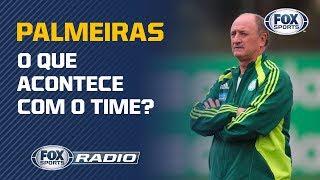 FALTA COMPETITIVIDADE AO PALMEIRAS? Veja o debate no FOX Sports Rádio!