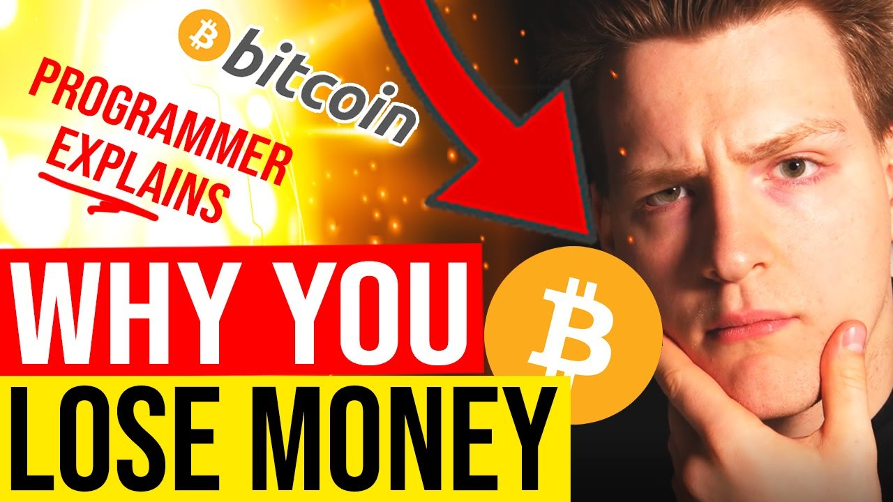 lose money on bitcoin