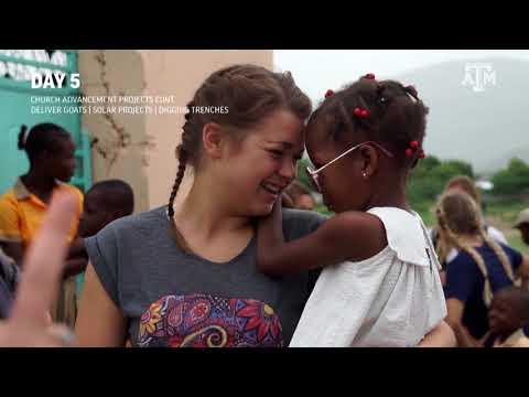 Aggies for Haiti 2017