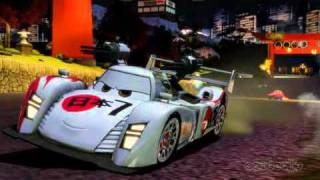Cars 2 Gameplay Ps3 xbox 360 PC wii DS - The Video Game