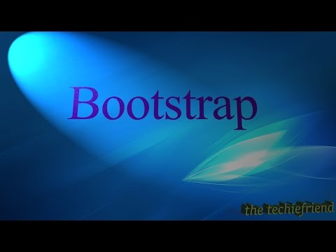 Bootstrap Tutorial Part-2 Downloading bootstrap file and details about these files