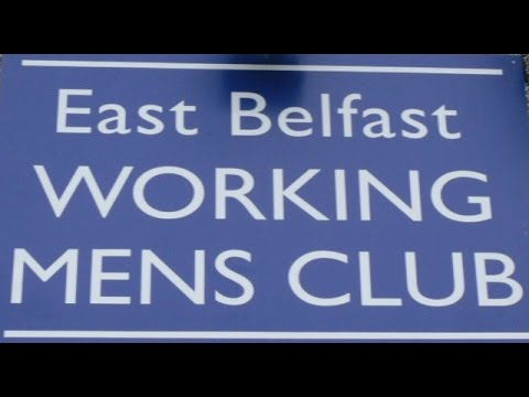 East Belfast Working Mens.club Memory by Tommy Galway