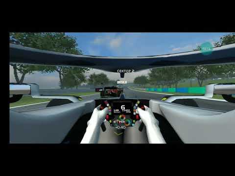 F1 Mobile Racing - Hungary Schumacher Event