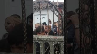 Tanca uraganu nunta din palazu mare