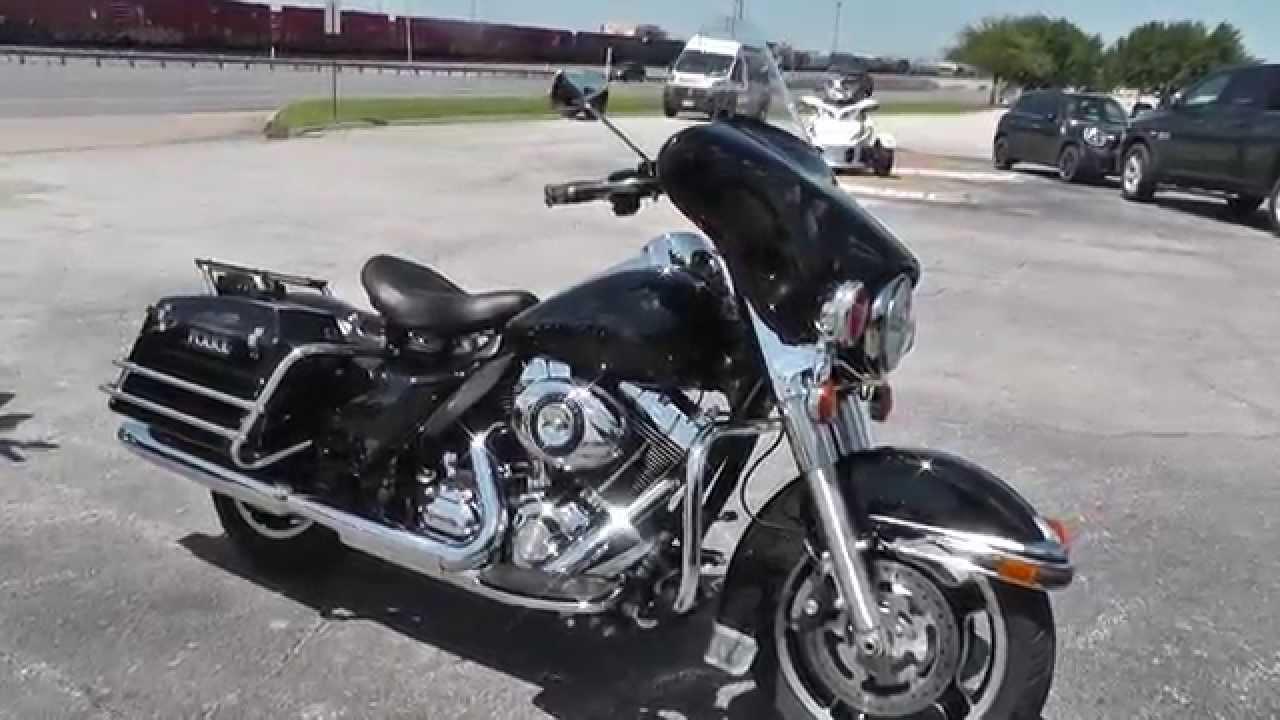 Harley Davidson Ultra Police