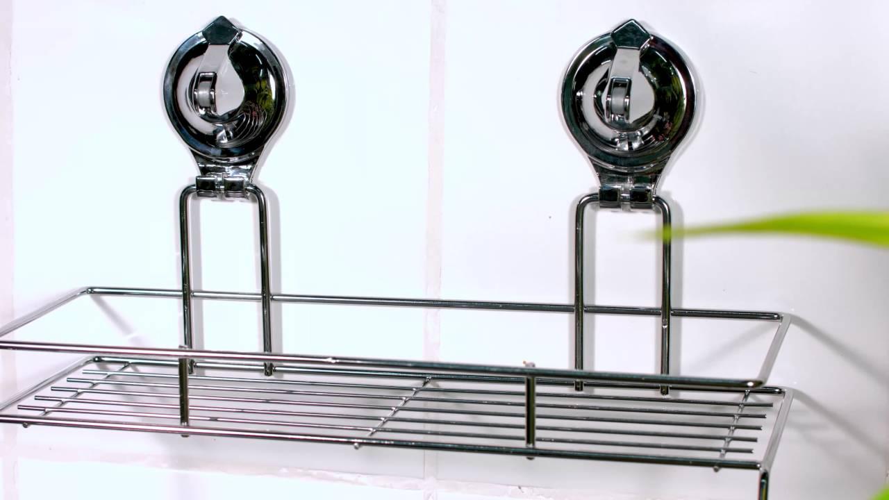 nx9056 support ventouse etagere porte serviette