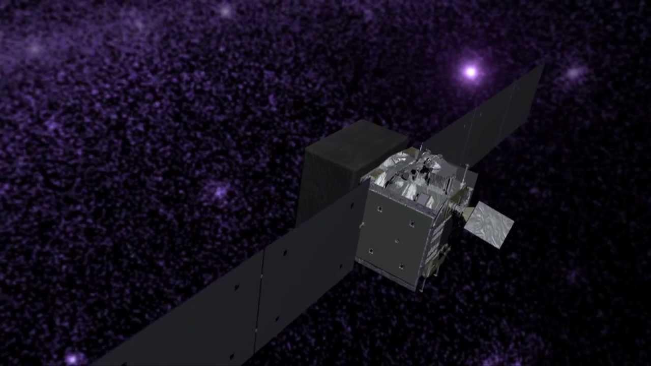 slac all access fermi gammaray space telescope youtube