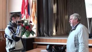 Жданов В. Г.  в СПбГАУ  7 октября 2015 г. часть_2