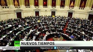 La Cámara de Diputados aprueba la ley de aborto legal en Argentina