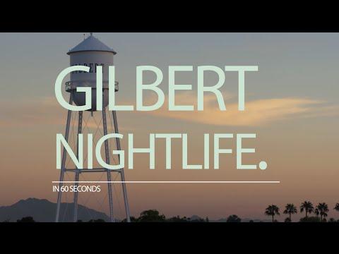 Gilbert Arizona Nightlife in 60 Seconds