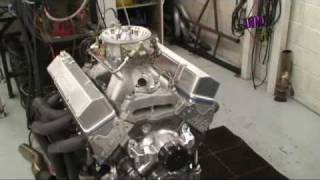 New Mean 650 HP NA 447 SBC from Nelson Racing Engines.  NRE.  Hot Rod Series.