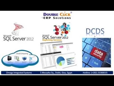 دوره تطبيقيه كامله لأقوي برنامج محاسبي Double Click ERP 2015