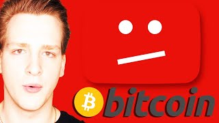 BITCOIN YOUTUBE CENSORSHIP! ???? Crypto YouTubers in Trouble? / Programmer explains