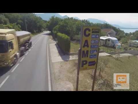 Camping Zlokovic, Bijela, Montenegro
