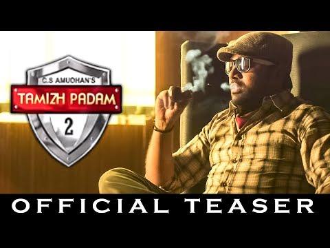 Tamizh Padam 2 Official Teaser Review | Shiva | Iswarya Menon | CS Amudhan