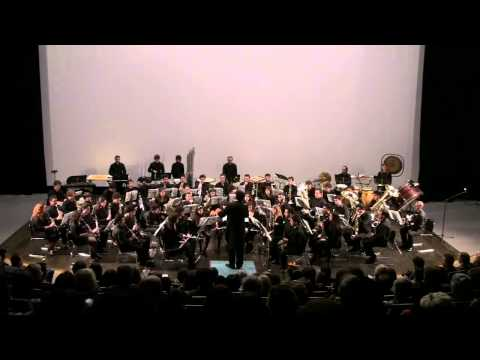 Symphony For Winds - Martin Ellerby