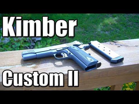 Kimber Custom II 1911 45 ACP