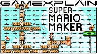 Flight of the Battleship - Super Mario Maker Level Showcase
