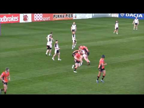 Conor Fitzsimmons Rugby League 2017 Highlights