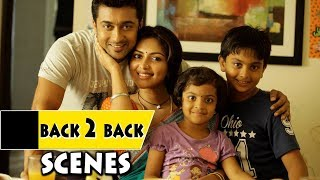 Suriya - Amala Paul Back To Back Scenes - Latest Telugu Movie Scenes - Bhavani HD Movies