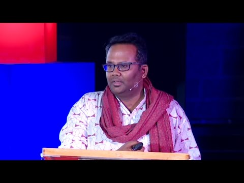When Art Takes Flight | Karthik Vaidyanathan | TEDxMAIS