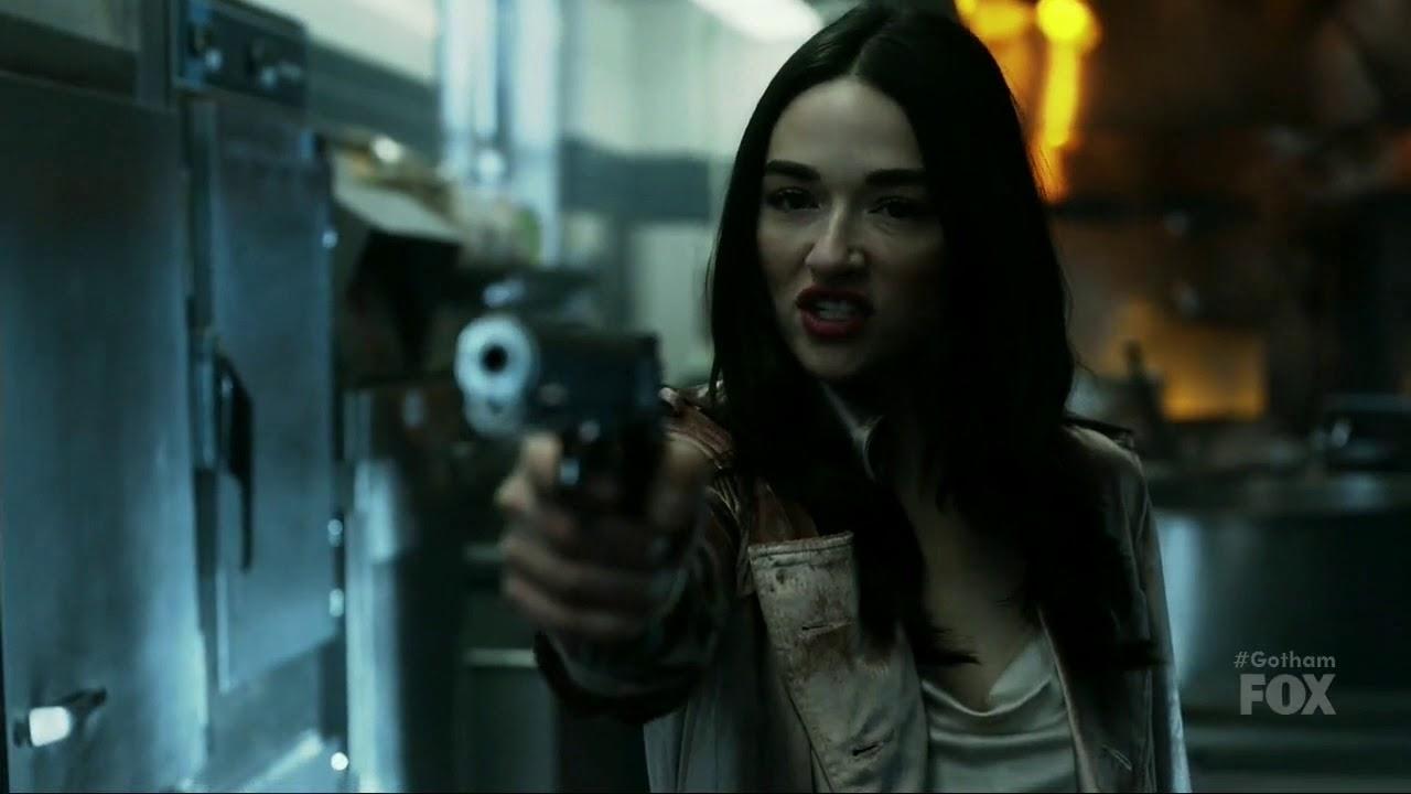 Download Gotham Season 4 Episode 15 Lee Saves Gordon & Gets Her Revenge On Sofia