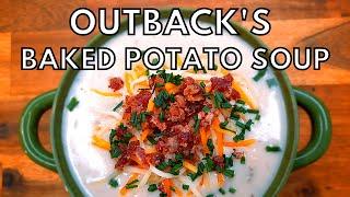 OUTBACK STEAKHOUSE | Baĸed Potato Soup