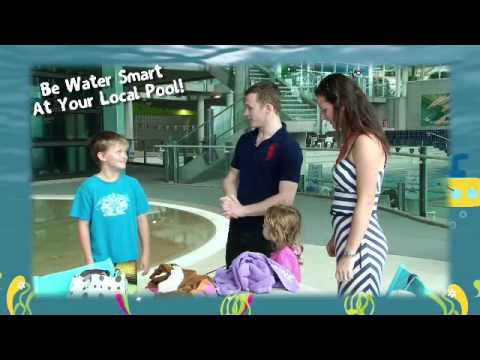 Be Water Smart at the Pool