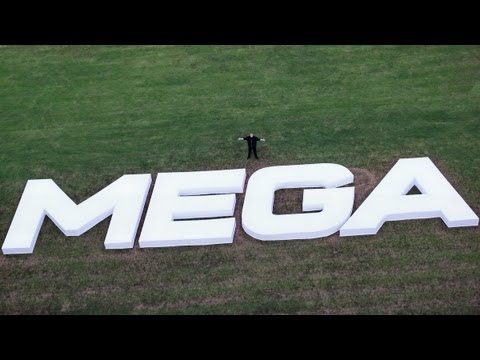 Kim Dotcom - Mega Speech