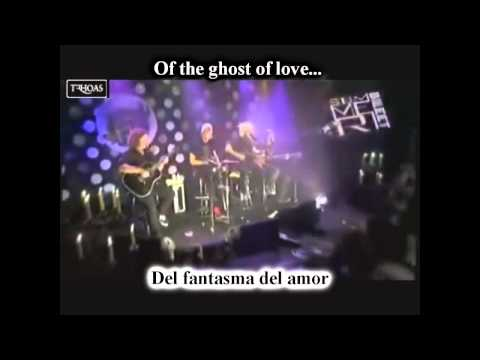 The Rasmus - Ghost of Love subtitulado ( español - ingles )