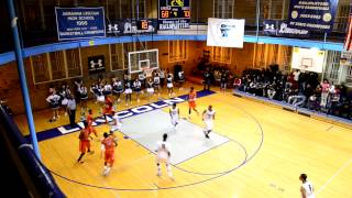 Isaiah Whitehead of Abraham Lincoln High School - Sophomore Year Highlights