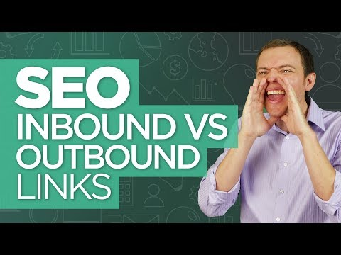 Inbound vs Outbound Links (Internal vs External Links): SEO for Beginners Tutorial