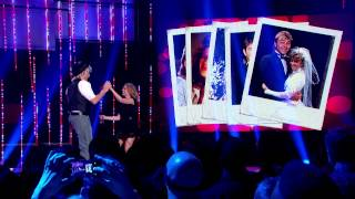 Kylie Minogue and David Walliams perform Especially For You | Sport Relief 2014