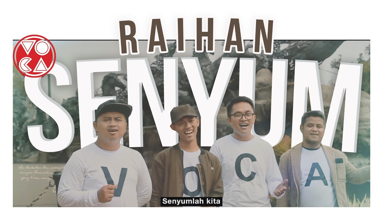Senyum - Raihan (Acapella Cover) By Vocafarabi
