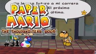 La retirada de Macho Koopa y un nuevo compañero de cuarto/Paper Mario: La Puerta Milenaria #31