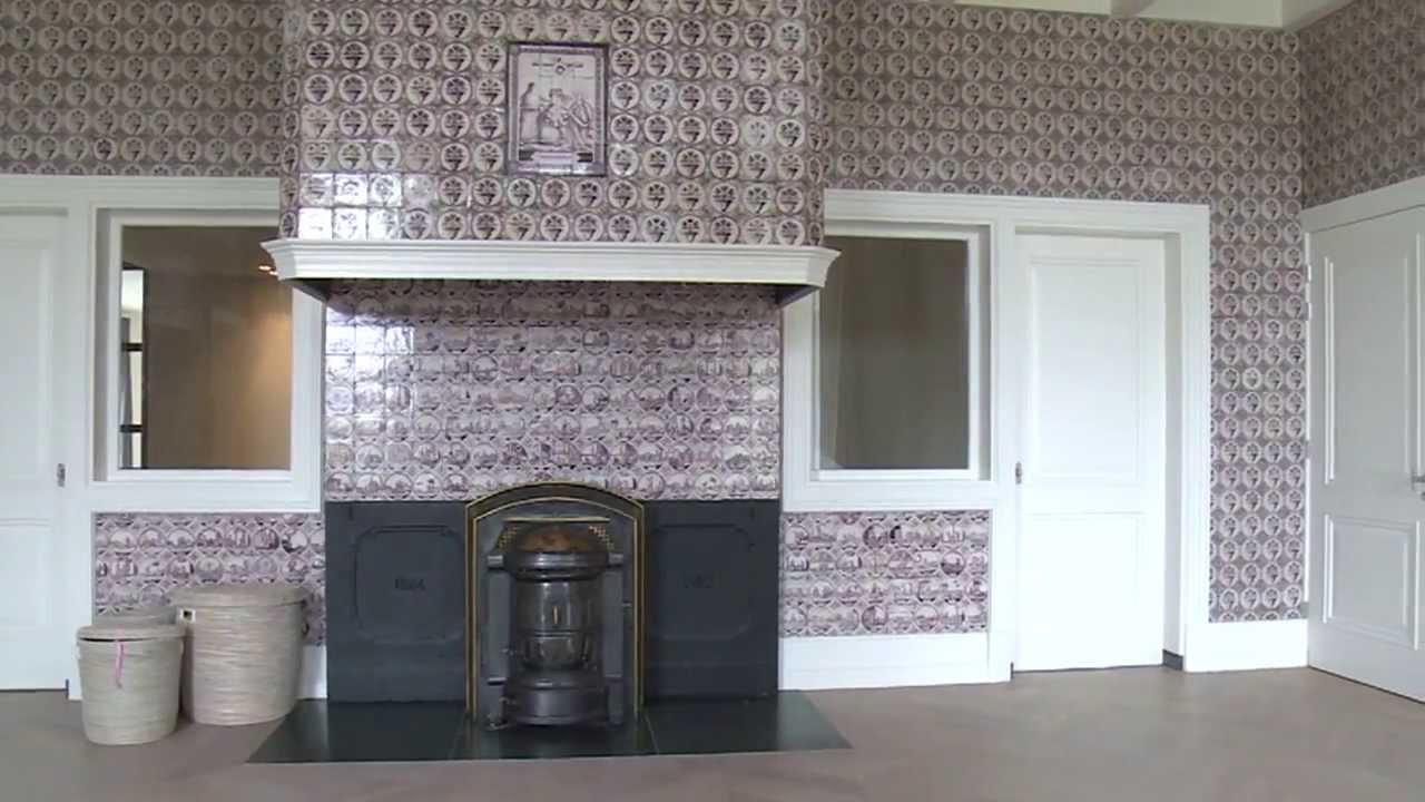 Woonkamer keuken interieur reportage monumentale for Landelijk interieur voorbeelden