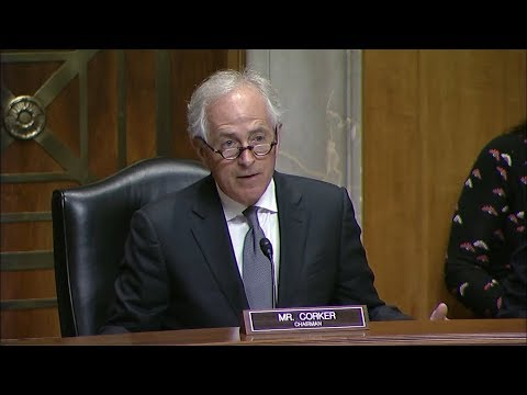Corker Statement at Hearing on Modernizing Food for Peace Program
