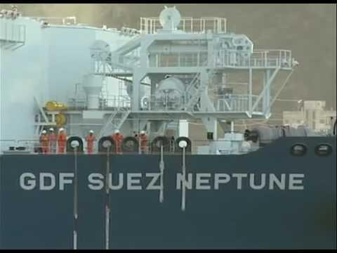 Танкера газовозы Introduction to LNG tanker  Видео для Марин Про Сервис