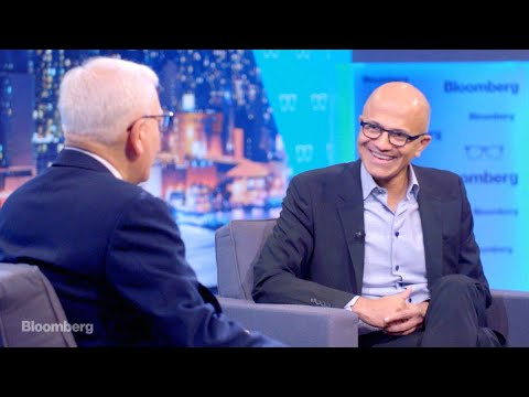The Advice That Changed Satya Nadella's Life
