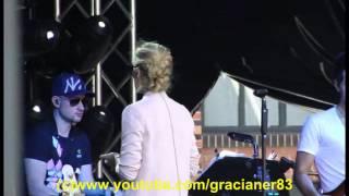Helene Fischer - Atemlos Soundcheck