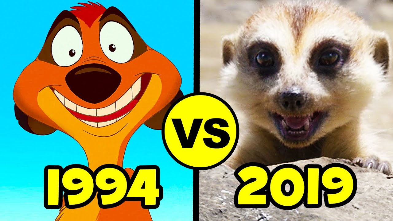 14 BEST & WORST Changes in Disney's THE LION KING (2019)
