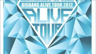 (MP3/DL) BIGBANG - 07 BLUE (2012 ALIVE TOUR IN SEOUL)