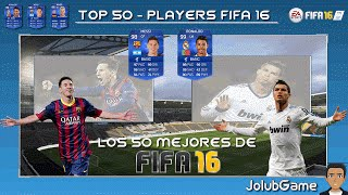 FIFA 16 | Ultimate Team | Top 50 - 1 Ranking Oficial | Analisis vs FIFA 15