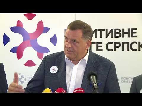 Dodik o granici: Biće kako Srbija kaže