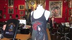 Kat Von D, High Voltage Tattoo Shop, LA CA 3/30/19