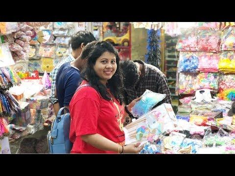 Shopping For Srishti's Birthday Party & Decorations !!! Vlog