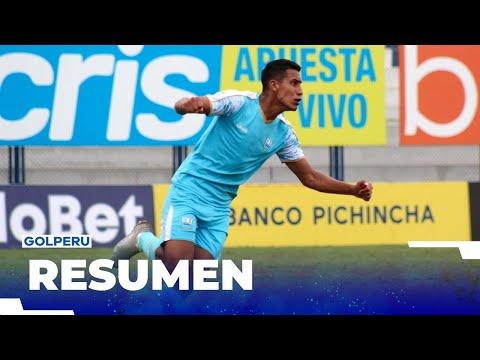 Alianza Lima Llacuabamba Goals And Highlights