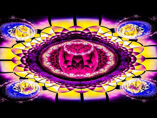 528 Hz Love Frequency ! Ancient Miracle Tone ! Awakening Spiritual Energy ! Healing While You Sleep
